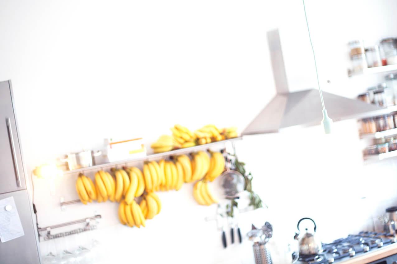My banana pantry.