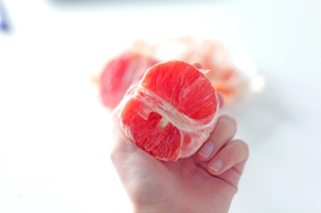 The beauty of Grapefruit